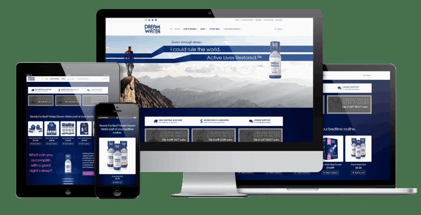 adaptar diseño web para mejorar la visita de los usuarios