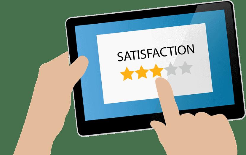 mejorar la satisfacción de las visitas web de los usuarios de móvil