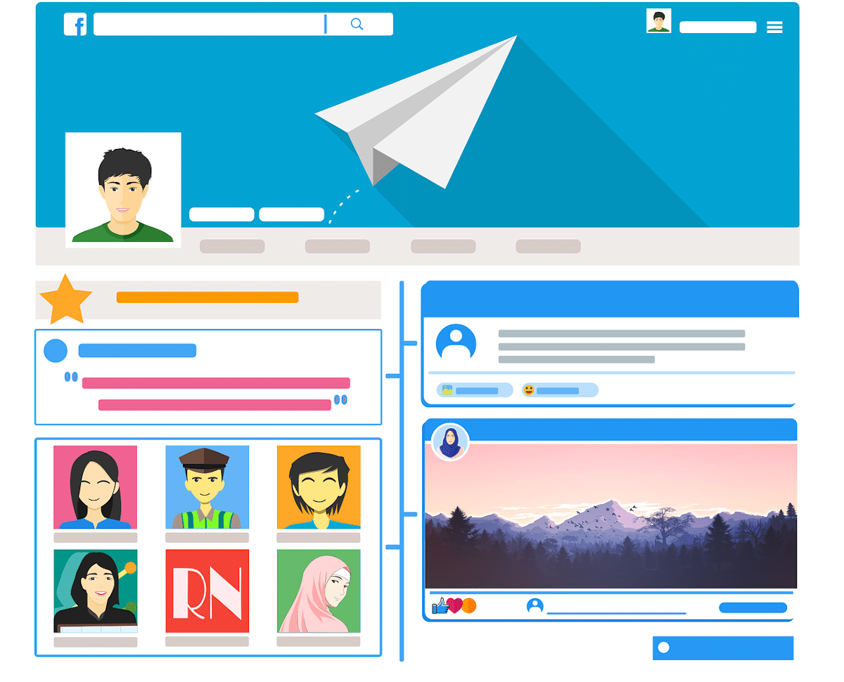 Crea la personalidad de tu grupo en Facebook para generar ventas