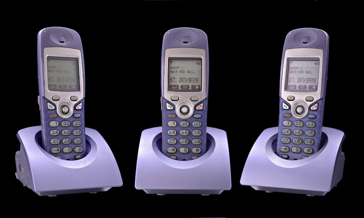 Qué son los teléfonos inalámbricos