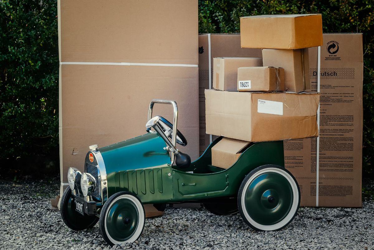 Cómo enviar un paquete