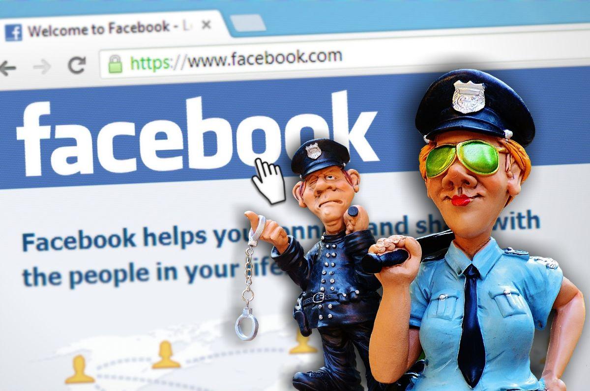 Los motivos para dar de baja una página en Facebook