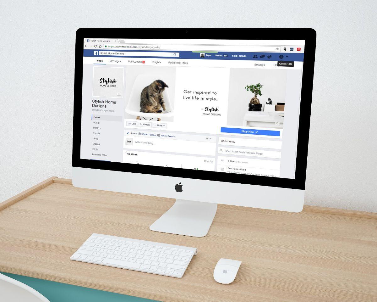 ¿Se puede eliminar una página de Facebook con el móvil?
